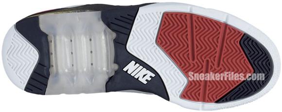 Nike Air Force 180 'Olympic' 2012 Retro SneakerFiles