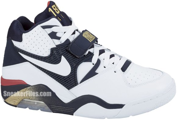 Nike Air Force 180 'Olympic' 2012 Retro