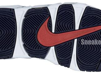 Nike Air More Uptempo 'Olympic' 2012 Retro