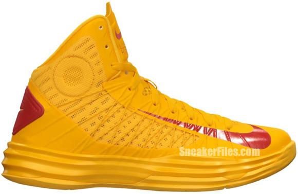 Nike Hyperdunk 'University Gold/University Red'