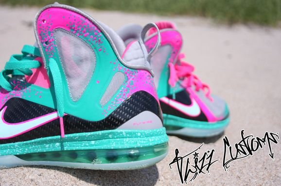 nike-lebron-9-ps-elite-sex-on-southbeach-custom-1
