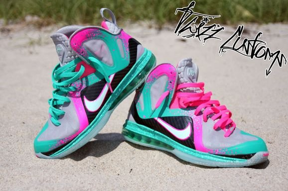 nike-lebron-9-ps-elite-sex-on-southbeach-custom-2