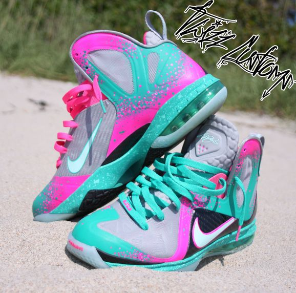 nike-lebron-9-ps-elite-sex-on-southbeach-custom-4