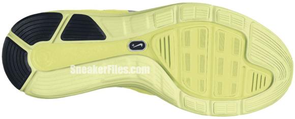 Nike LunarGlide+ 4 Volt Reflective Silver Barely Volt Men Womens