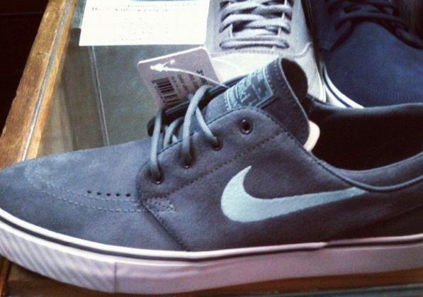 Nike SB Stefan Janoski 'Earl Grey/Mint'