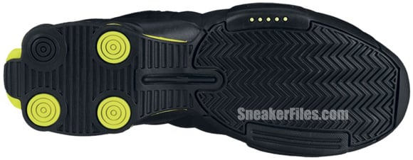 best website 1f134 f7e97 Nike Shox BB4 HOH  Black Volt