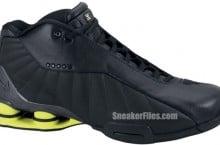 Nike Shox BB4 HOH 'Black/Volt'