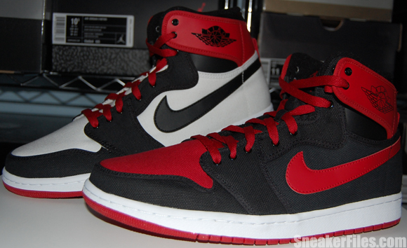 buy online 4225c f6526 Video  Air Jordan 1 K.O. 2012 QS Bulls Pack