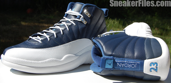 Video: Air Jordan 12 (XII) Obsidian 2012