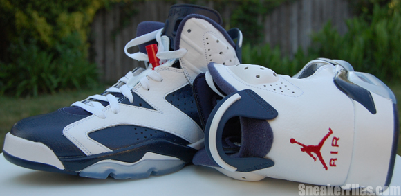 Video: Air Jordan VI (6) Olympic 2012