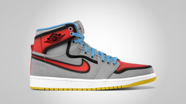 Air Jordan 1 KO Hi 'Barcelona' - Official Images