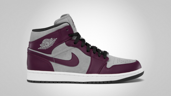 Air Jordan 1 Phat 'Bordeaux/Stealth-Black-White' - Official Images