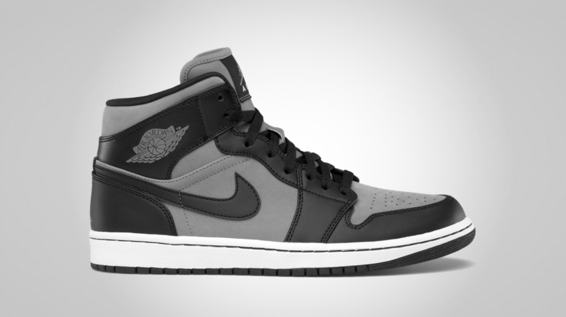 Air Jordan 1 Phat 'Cool Grey/Black-White' - Official Images