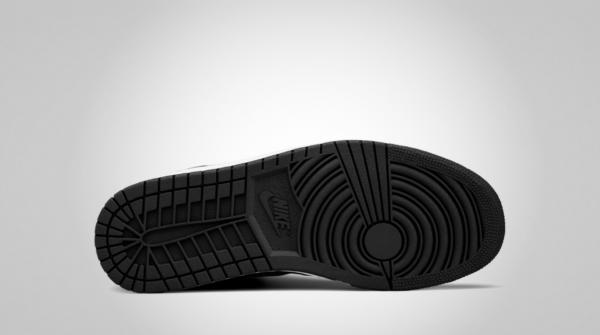 Air Jordan 1 Phat 'Cool Grey/Black-White' - Official Images