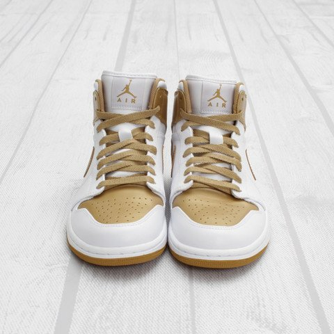 Air Jordan 1 Phat 'Gold Medal' at Concepts