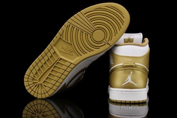 Air Jordan 1 Phat 'Gold Medal' at Premier