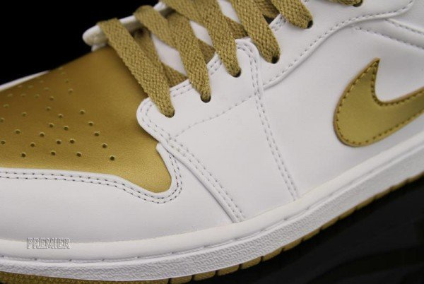 Air Jordan 1 Phat 'Gold Medal' at Premier
