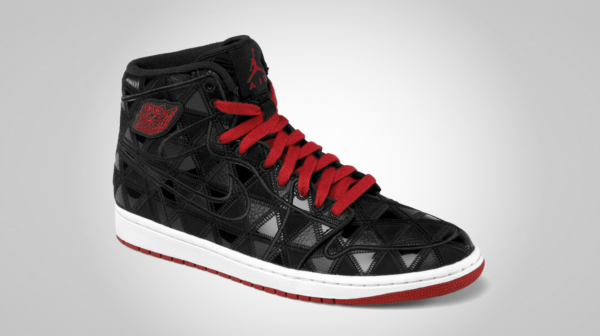 Air Jordan 1 Retro J2K High 'Black/Varsity Red-White' - Official Images