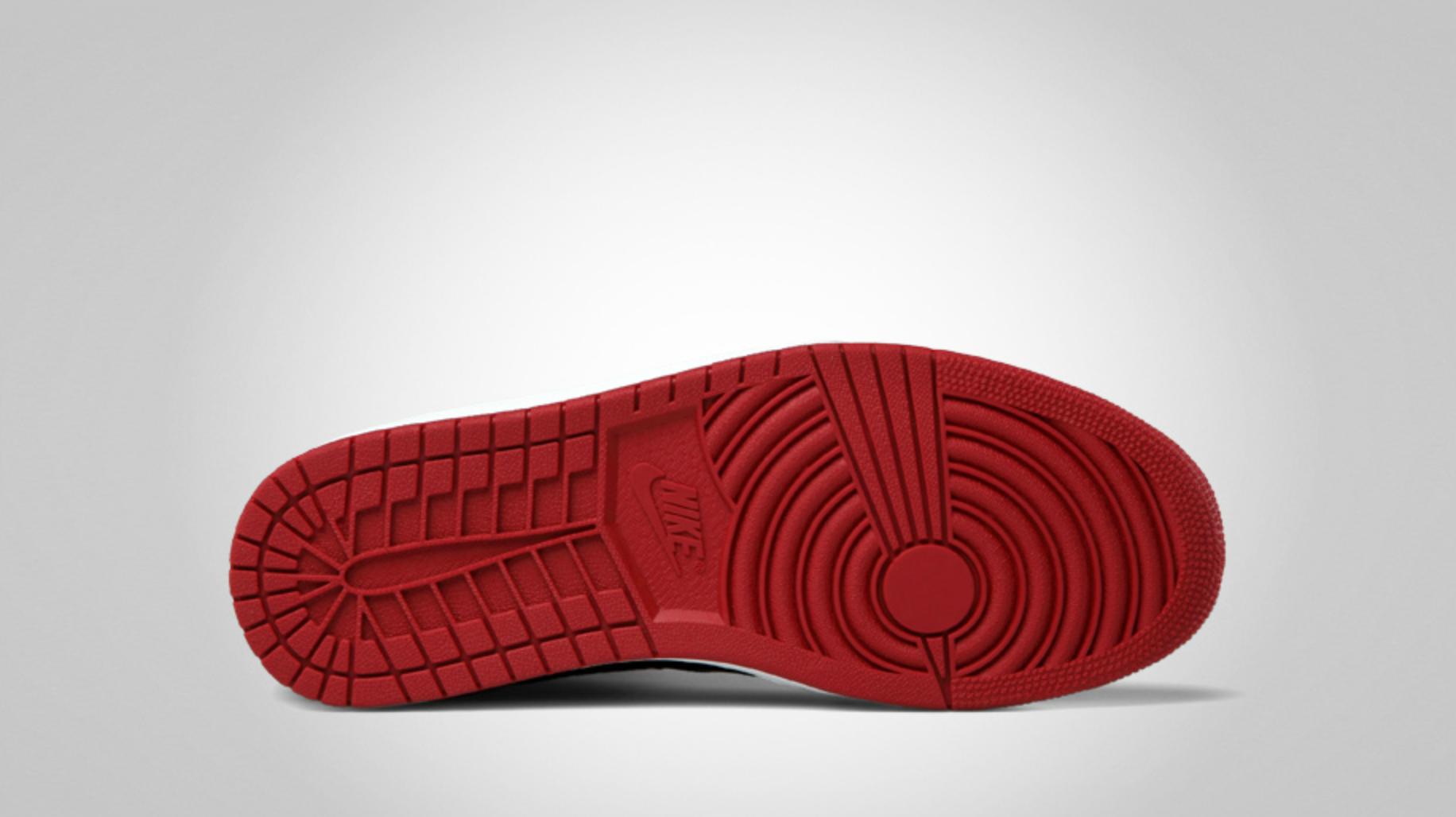 Air Jordan 1 Retro J2K High 'Black/Varsity Red-White' - Official Images