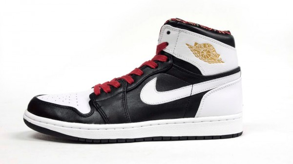 Air Jordan 1 'Road To The Gold' - Another Look