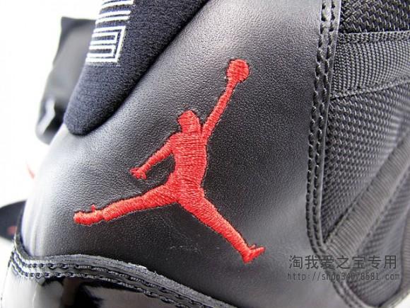 Air Jordan 11 'Black/Red' 2012 Retro