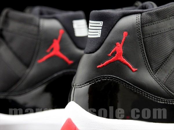 Air Jordan 11 'Playoffs' - Detailed Images