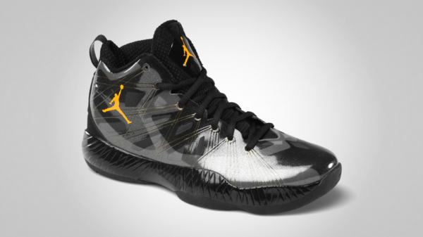 Air Jordan 2012 Lite 'Light Graphite/Taxi-Black' - Official Images