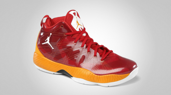 Air Jordan 2012 Lite 'Sport Red/Taxi-White' - Official Images
