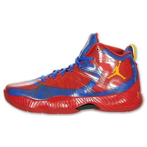 Air Jordan 2012 Lite 'Superman'