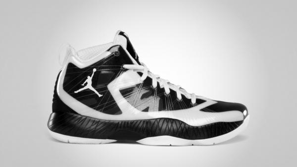 Air Jordan 2012 Lite 'White/Black' - Official Images