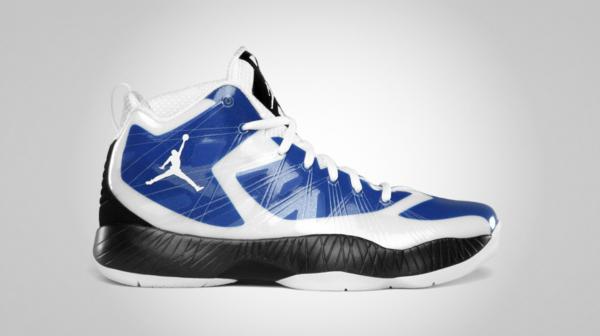 Air Jordan 2012 Lite 'White/Game Royal-Black' - Official Images