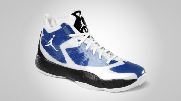 Air Jordan 2012 Lite 'White/Game Royal-Black' - Official Images