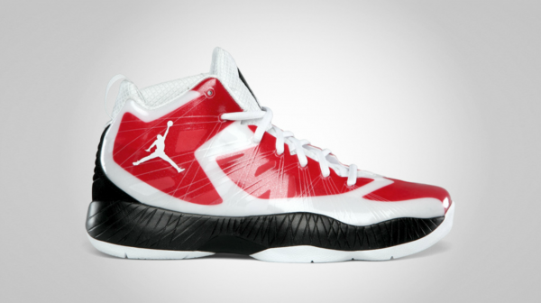 Air Jordan 2012 Lite 'White/Gym Red-Black' - Official Images