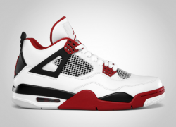 Air Jordan 4 'Fire Red' – Official Images