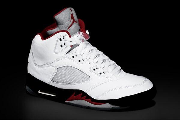 Air Jordan 5 'Fire Red' - Release Date + Info