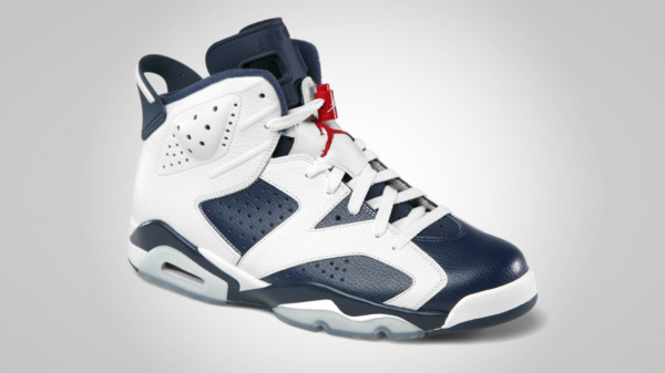 Air Jordan 6 'Olympic' - Official Images