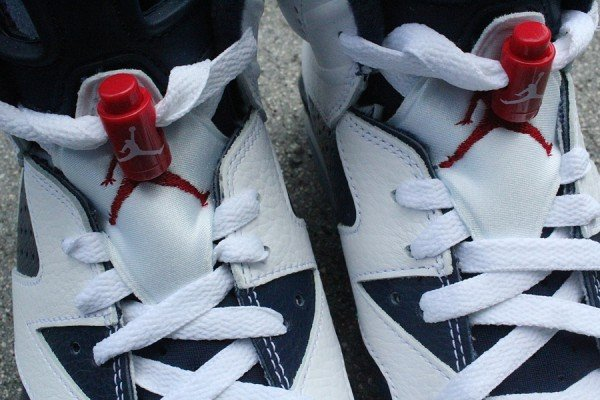 Air Jordan 6 'Olympic' at Mr. R Sports