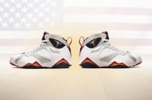 Air Jordan 7 'Olympic' 2012 Retro – Officially Unveiled
