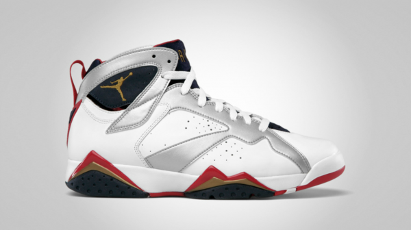 Air Jordan 7 'Olympic' - Official Images