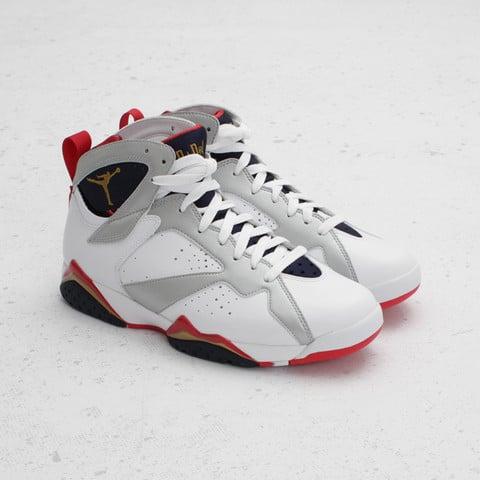 Air Jordan 7 'Olympic' at Concepts