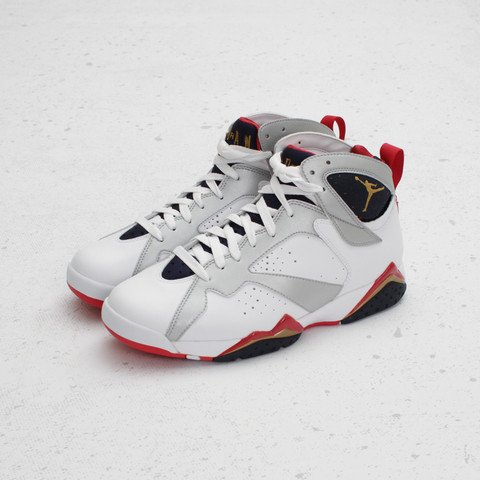 Air Jordan 7 'Olympic' at Concepts