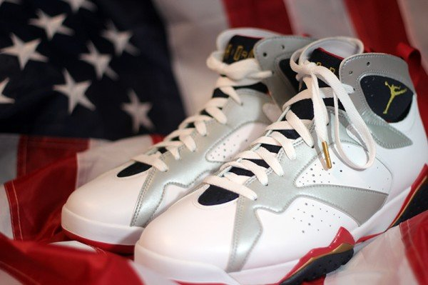 Air Jordan 7 'Olympic' at Social Status