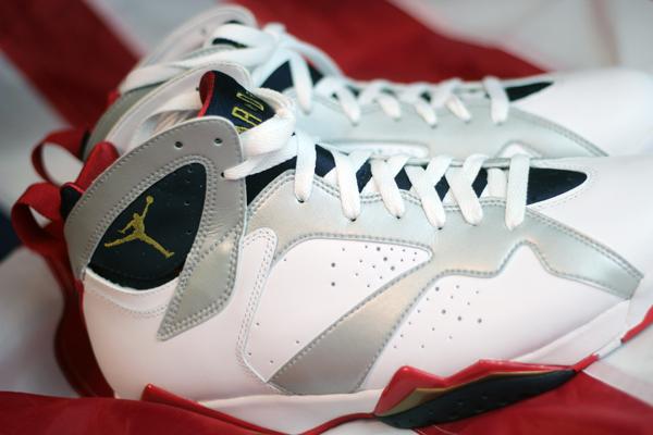 Air Jordan 7 'Olympic' at Social Status