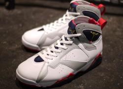 Air Jordan 7 'Olympic' at mita
