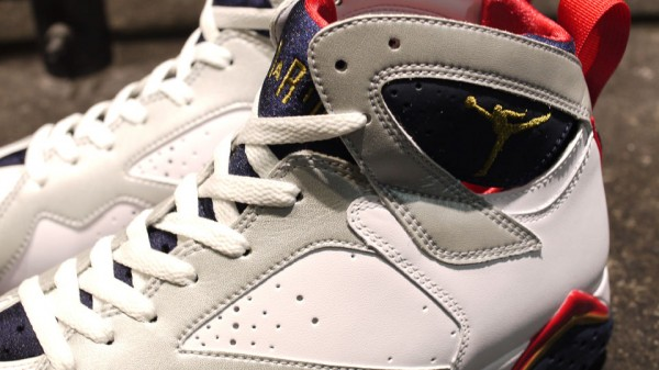 Air Jordan 7 'Olympic' at mita