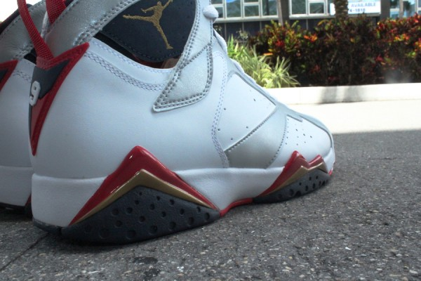 Air Jordan 7 'Olympic' via ITSB