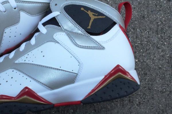 Air Jordan 7 'Olympic' via ITSB