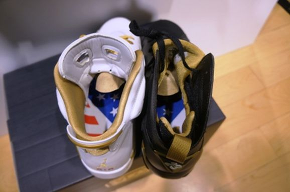 Air Jordan Golden Moments Pack - More Images