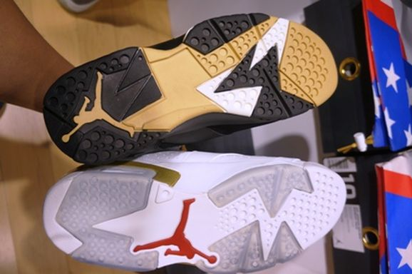 Air Jordan Golden Moments Pack - More Images