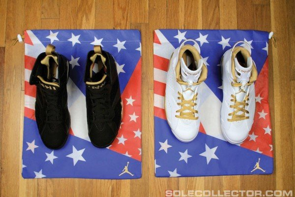 Air Jordan Golden Moments Pack - New Images